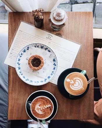 Kedai Kopi Terbaik Di Bali - Revolver Espresso Menu