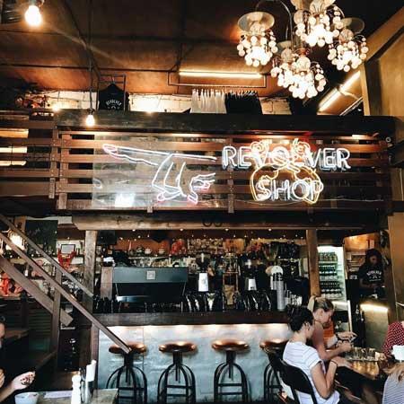 Kedai Kopi Terbaik Di Bali - Revolver Espresso