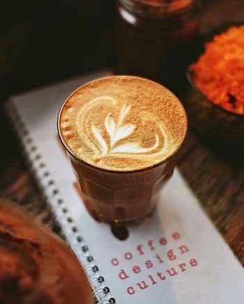 Kedai Kopi Terbaik Di Bali - Seniman Coffee Studio Menu