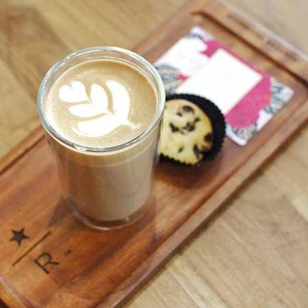 Kedai Kopi Terbaik Di Bali - Starbucks Dewata Coffee Menu