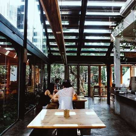 Kedai Kopi Terbaik Di Bali - Titik Temu Coffee