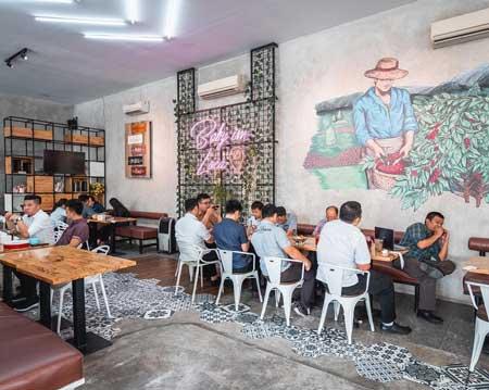 Kedai Kopi Terbaik Di Medan - Coffee Loca Lokasi