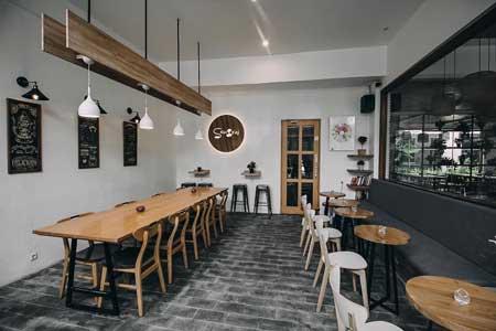 Kedai Kopi Terbaik Di Medan - Sangrai Coffeeshop Lokasi