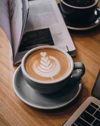 Kedai Kopi Terbaik Di Medan - Sangrai Coffeeshop
