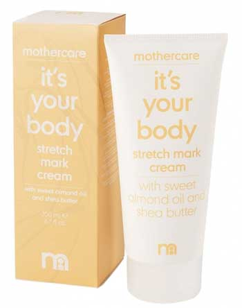 Krim Penghilang Stretch Mark Yang Bagus - Mothercare Stretch Mark Cream