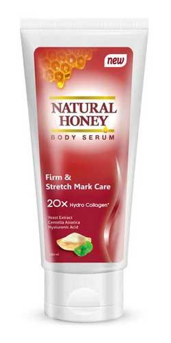 Krim Penghilang Stretch Mark Yang Bagus - Natural Honey Stretch Mark Care