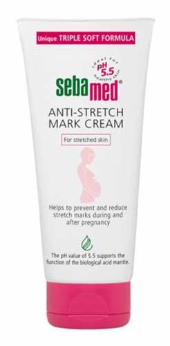 Krim Penghilang Stretch Mark Yang Bagus - Sebamed Anti Stretch Mark Cream
