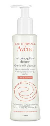 Merk Milk Cleanser Terbaik - Avene Gentle Milk Cleanser