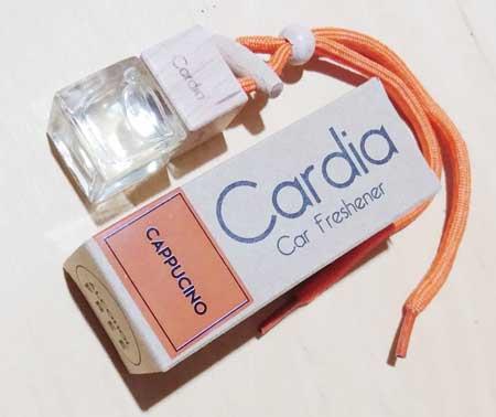 Merk Parfum Mobil Terbaik - Cardia Car Freshener
