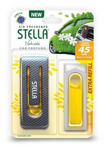 Merk Parfum Mobil Terbaik - Stella Naturals Car Perfume