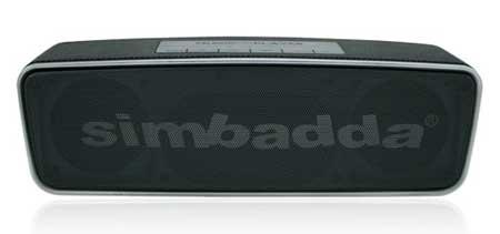 Merk Speaker Bluetooth Yang Bagus - Simbadda Music Player CST 806 N