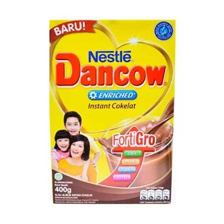 Merk Susu Peninggi Badan Terbaik - Dancow Instant Enriched