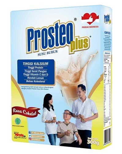 Merk Susu Peninggi Badan Terbaik - Prosteo
