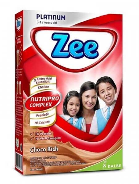 Merk Susu Peninggi Badan Terbaik - Zee Platinum