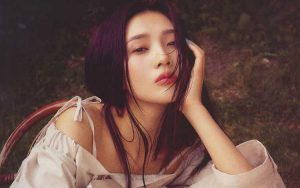 Profil Joy Red Velvet