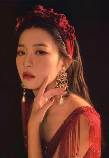 Profil Seulgi Red Velvet