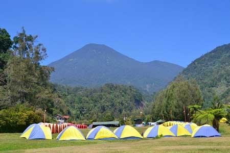 Tempat Camping Terbaik Di Bogor - Bumi Perkemahan Mandalawangi