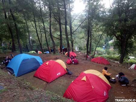 Tempat Camping Terbaik Di Bogor - Gunung Bunder
