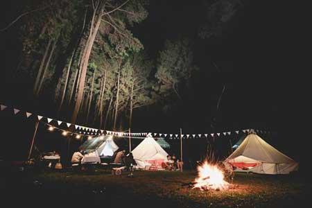 Tempat Camping Terbaik Di Bogor - Gunung Pancar