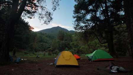 Tempat Camping Terbaik Di Bogor - Perkemahan Ciputri Tenjolaya