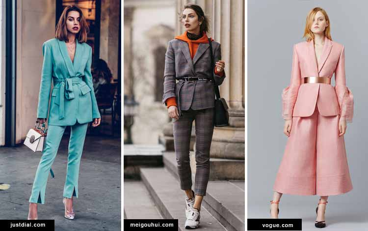 Trend fashion wanita 2020 - Suit upCrochet-alias-Suit-up