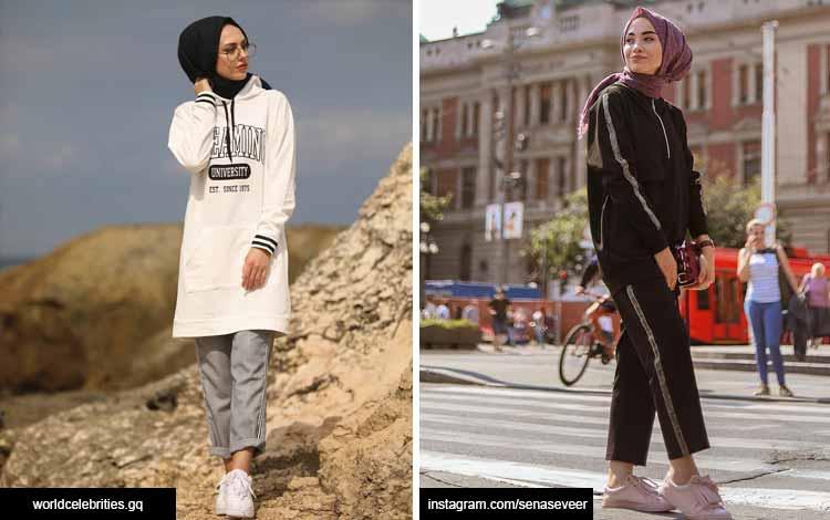 Trend hijab 2020 - sportwear