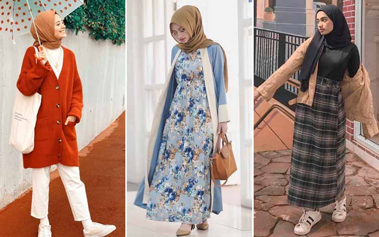 Trend Fashion Hijab 2020 Terbaru Dan Terupdate Blog Unik