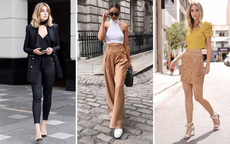 Tren Fashion Wanita Menakjubkan Anak Milineal