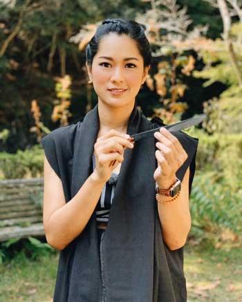 Artis Indonesia Berkulit Eksotis - Prisia Nasution