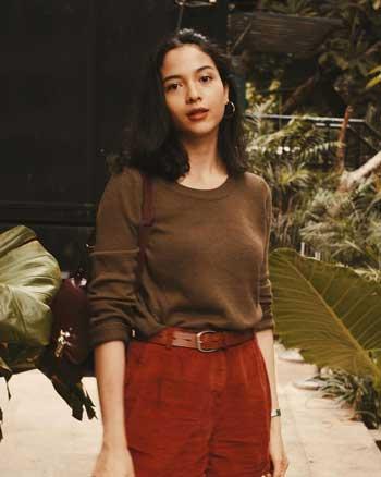 Artis Indonesia Berkulit Eksotis - Putri Marino