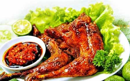 Berbagai-Olahan-Ayam-Super-Lezat-Ayam-Bakar-Madu