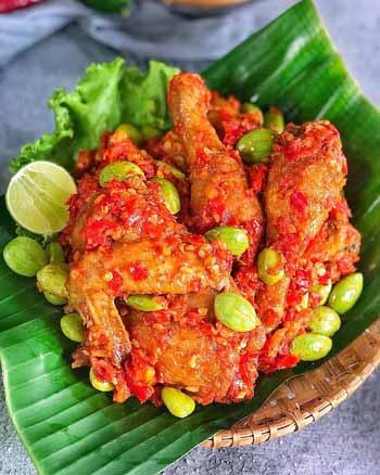 Berbagai-Olahan-Ayam-Super-Lezat-Ayam-Balado