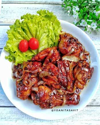 Berbagai-Olahan-Ayam-Super-Lezat-Ayam-Goreng-Kecap