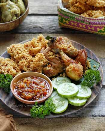 Berbagai-Olahan-Ayam-Super-Lezat-Ayam-Goreng-Kremes