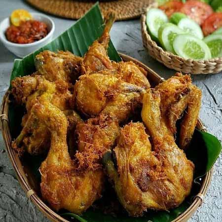 Berbagai-Olahan-Ayam-Super-Lezat--Ayam-Goreng-Tulang-Lunak