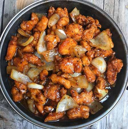 Berbagai-Olahan-Ayam-Super-Lezat-Ayam-Lada-Hitam