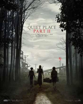 Film bioskop Maret 2020 - A Quiet Place 2