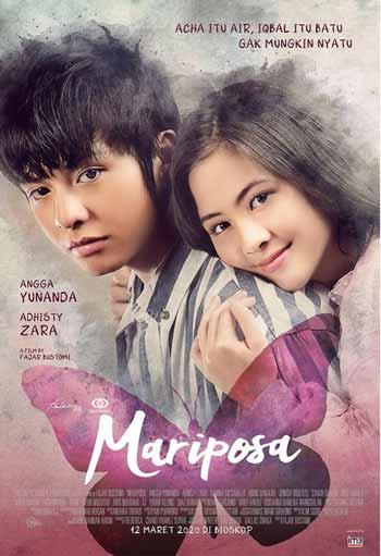 Film bioskop Maret 2020 - Mariposa