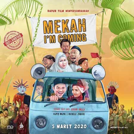 Film bioskop Maret 2020 - Mekah, I'm Coming