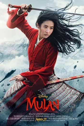 Film bioskop Maret 2020 - Mulan
