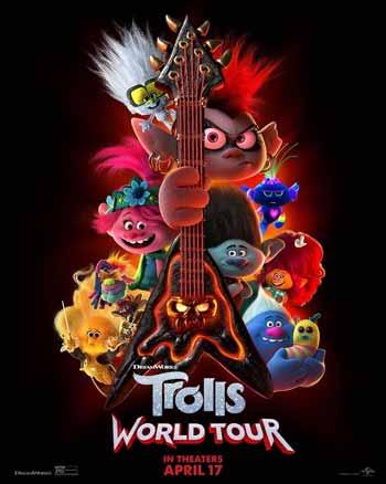 Film bioskop Maret 2020 - Trolls World Tour