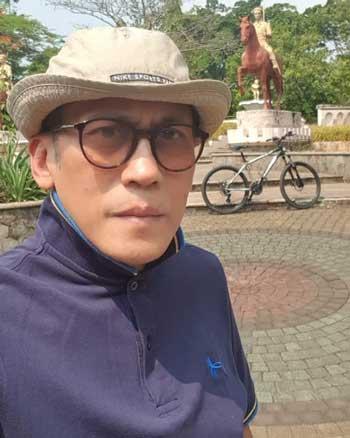 Daftar Pemain Sinetron Cinta yang Abadi ANTV Terlengkap - Pangky Suwito