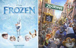 Film Animasi Terbaik Karya Disney