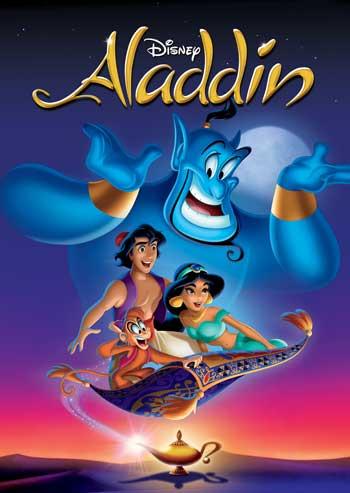Film Animasi Terbaik Karya Disney - Aladdin (1992)