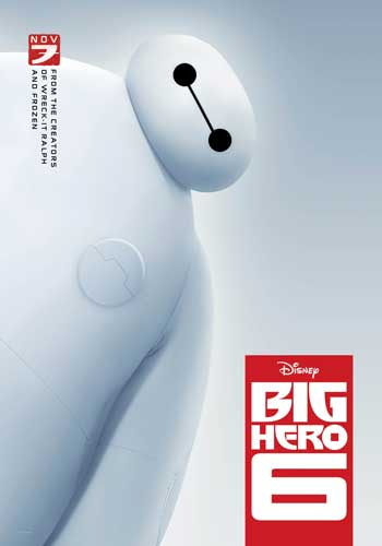 Film Animasi Terbaik Karya Disney - Big Hero 6 (2014)