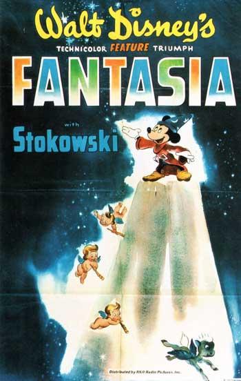Film Animasi Terbaik Karya Disney - Fantasia (1940)