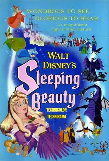 Film Animasi Terbaik Karya Disney - Sleeping Beauty (1959)