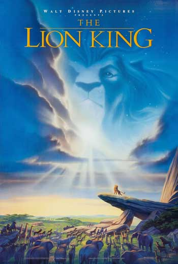 Film Animasi Terbaik Karya Disney - The Lion King (1994)