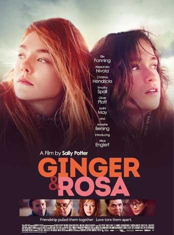 Film Persahabatan Terbaik - Ginger & Rosa (2012)