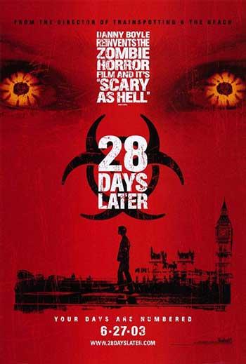 Film Wabah Penyakit Yang Mirip Dengan Virus Corona - 28 Days Later